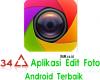 34 Aplikasi Edit Foto Android Terbaik