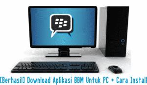 Download-Aplikasi-BBM-Untuk-PC-Cara-Install