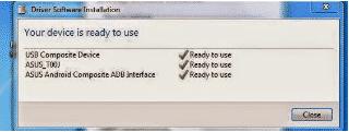 Cara root asus zenfone 5 menggunakan PC