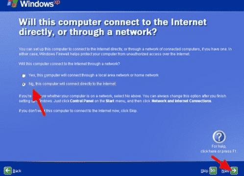 Cara Install Ulang Windows XP