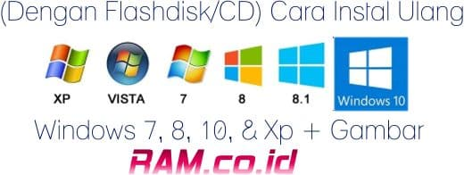 cara install windows 8 melalui cd