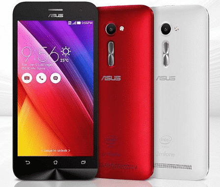 Cara Flash Asus Zenfone 2 Via ADB dan Flashtool
