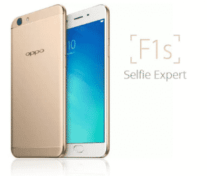 Cara Flash Oppo F1