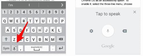 cara merubah suara ke teks di android